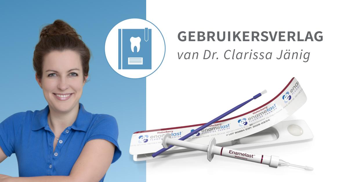 Gebruikerverlag van Dr. Clarissa Jänig