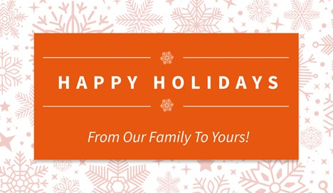 Happy Holidays from Ultradent Products